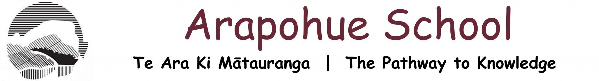 Arapohue School Logo